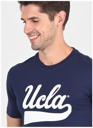 UCLA Ucla Margan Lacivert Erkek T-Shirt Lacivert